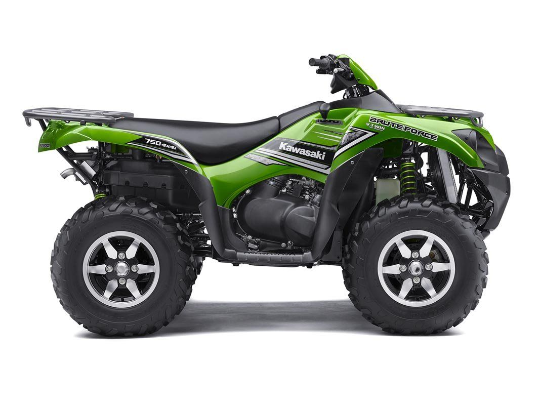 2016 Kawasaki Brute Force 750 4x4i EPS in North Reading, Massachusetts - Photo 1