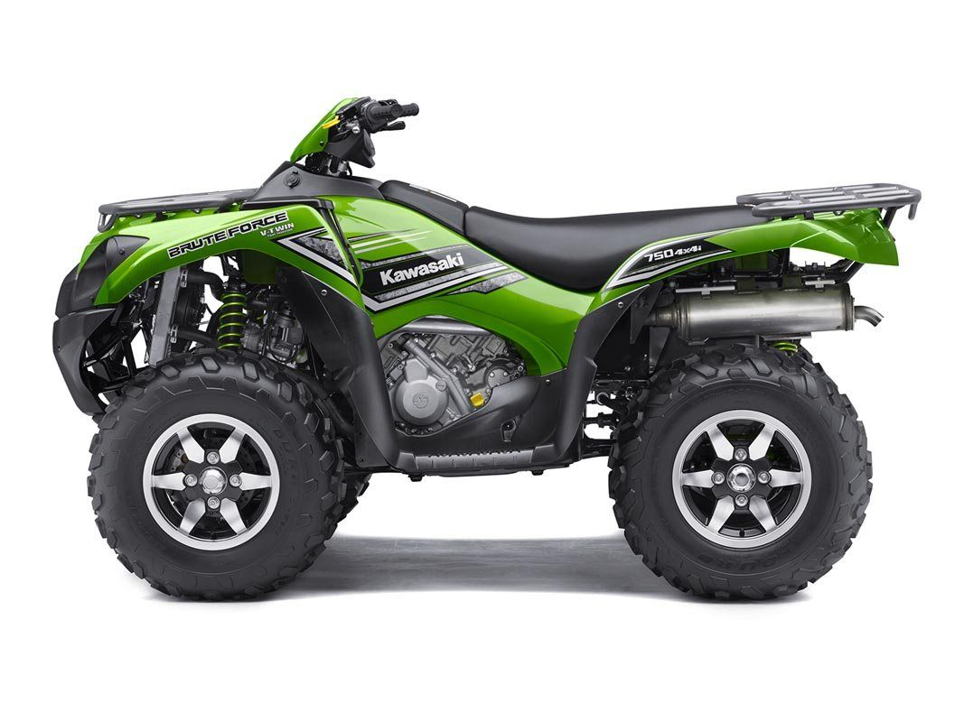 2016 Kawasaki Brute Force 750 4x4i EPS in Ashland, Kentucky