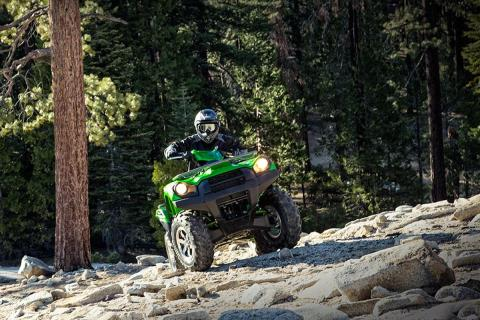 2016 Kawasaki Brute Force 750 4x4i EPS in Nevada, Iowa