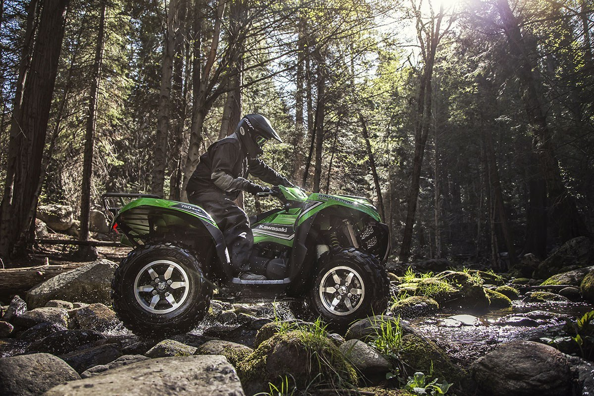 2016 Kawasaki Brute Force 750 4x4i EPS in North Reading, Massachusetts - Photo 15