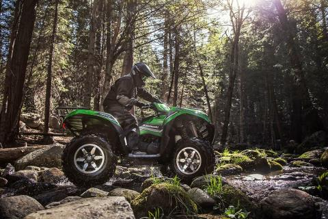 2016 Kawasaki Brute Force 750 4x4i EPS in Kenner, Louisiana
