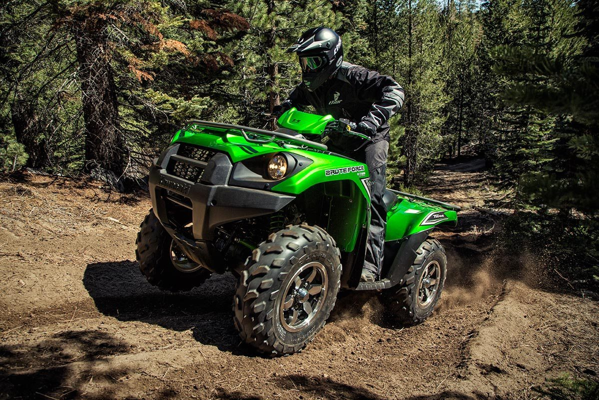 2016 Kawasaki Brute Force 750 4x4i EPS in North Reading, Massachusetts - Photo 21