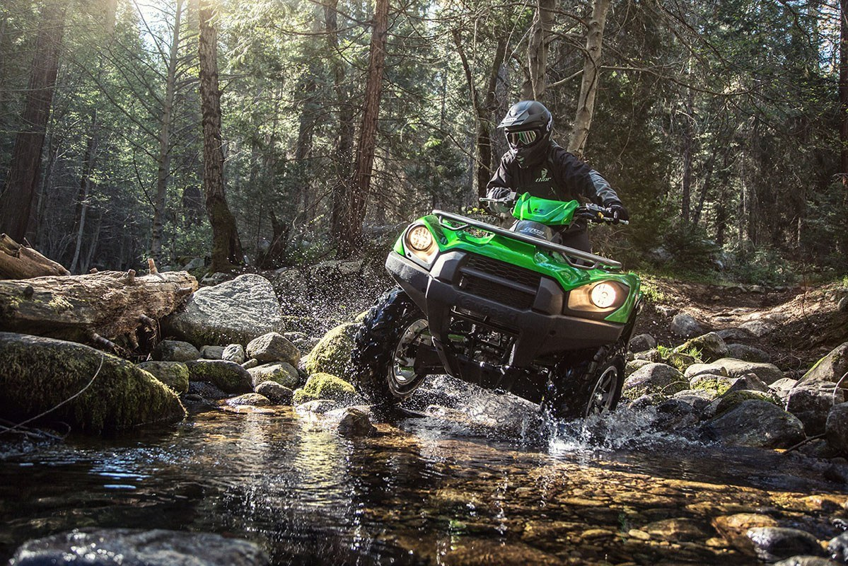 2016 Kawasaki Brute Force 750 4x4i EPS in North Reading, Massachusetts