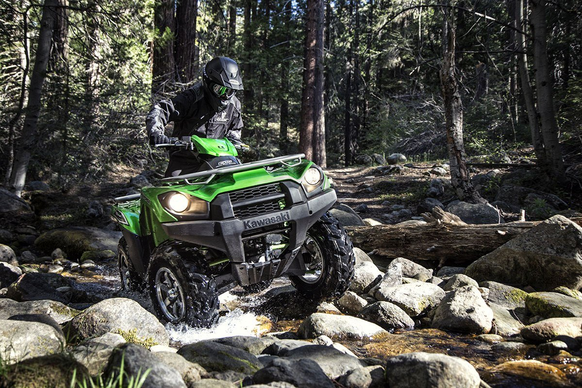 2016 Kawasaki Brute Force 750 4x4i EPS in North Reading, Massachusetts - Photo 25