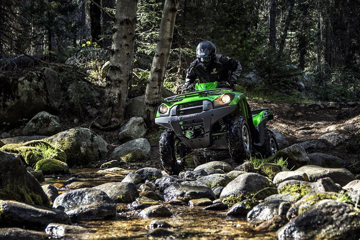 2016 Kawasaki Brute Force 750 4x4i EPS in Mount Pleasant, Michigan