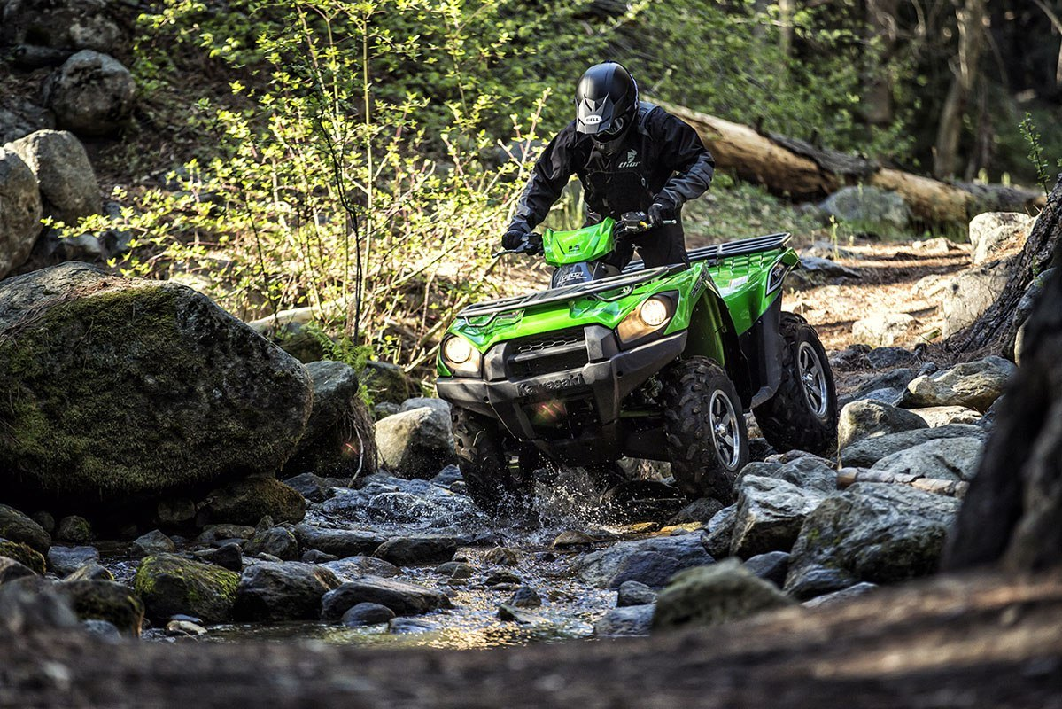 2016 Kawasaki Brute Force 750 4x4i EPS in North Reading, Massachusetts - Photo 27