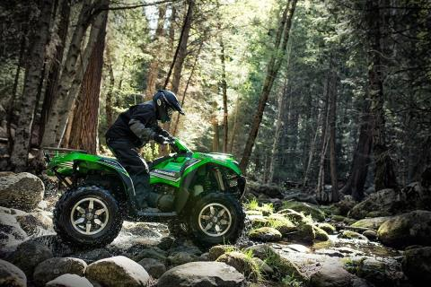2016 Kawasaki Brute Force 750 4x4i EPS in North Reading, Massachusetts - Photo 28