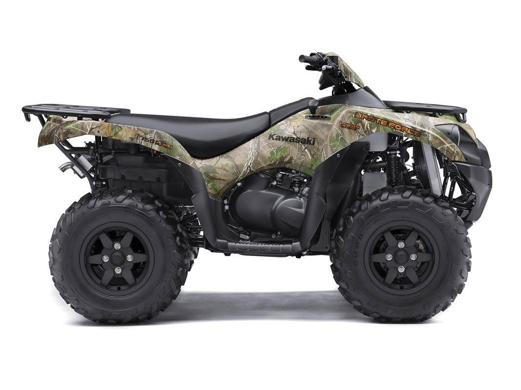 2016 Kawasaki Brute Force 750 4x4i EPS in Boonville, New York
