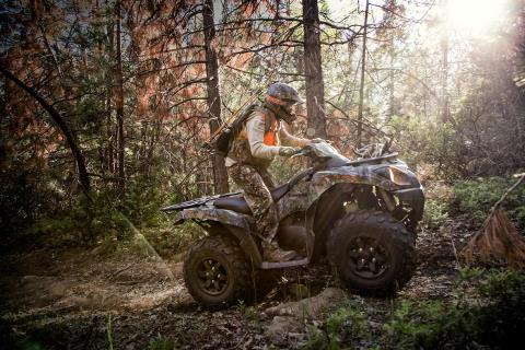 2016 Kawasaki Brute Force 750 4x4i EPS in Fontana, California