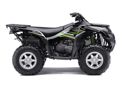 2016 Kawasaki Brute Force 750 4x4i EPS in Kirksville, Missouri