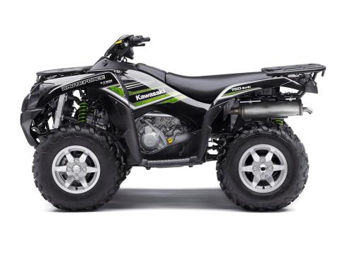2016 Kawasaki Brute Force 750 4x4i EPS in Salinas, California