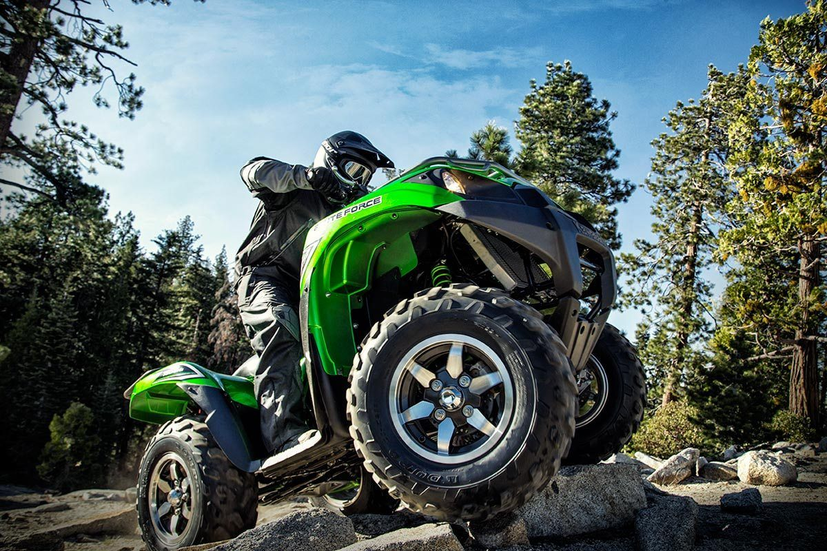 2016 Kawasaki Brute Force 750 4x4i EPS in North Reading, Massachusetts - Photo 5