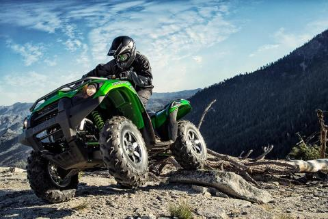 2016 Kawasaki Brute Force 750 4x4i EPS in North Reading, Massachusetts - Photo 7