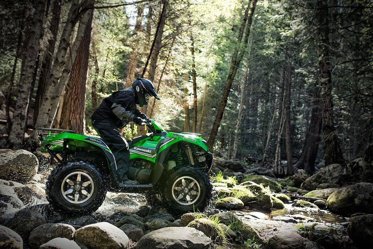 2016 Kawasaki Brute Force 750 4x4i EPS in North Reading, Massachusetts - Photo 8