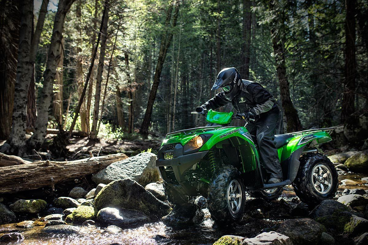 2016 Kawasaki Brute Force 750 4x4i EPS in North Reading, Massachusetts - Photo 9
