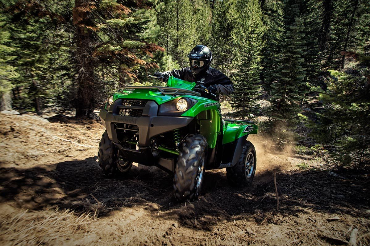 2016 Kawasaki Brute Force 750 4x4i EPS in North Reading, Massachusetts - Photo 10