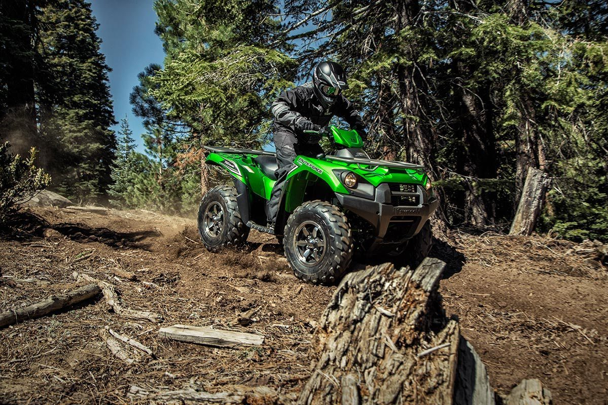 2016 Kawasaki Brute Force 750 4x4i EPS in Bolivar, Missouri