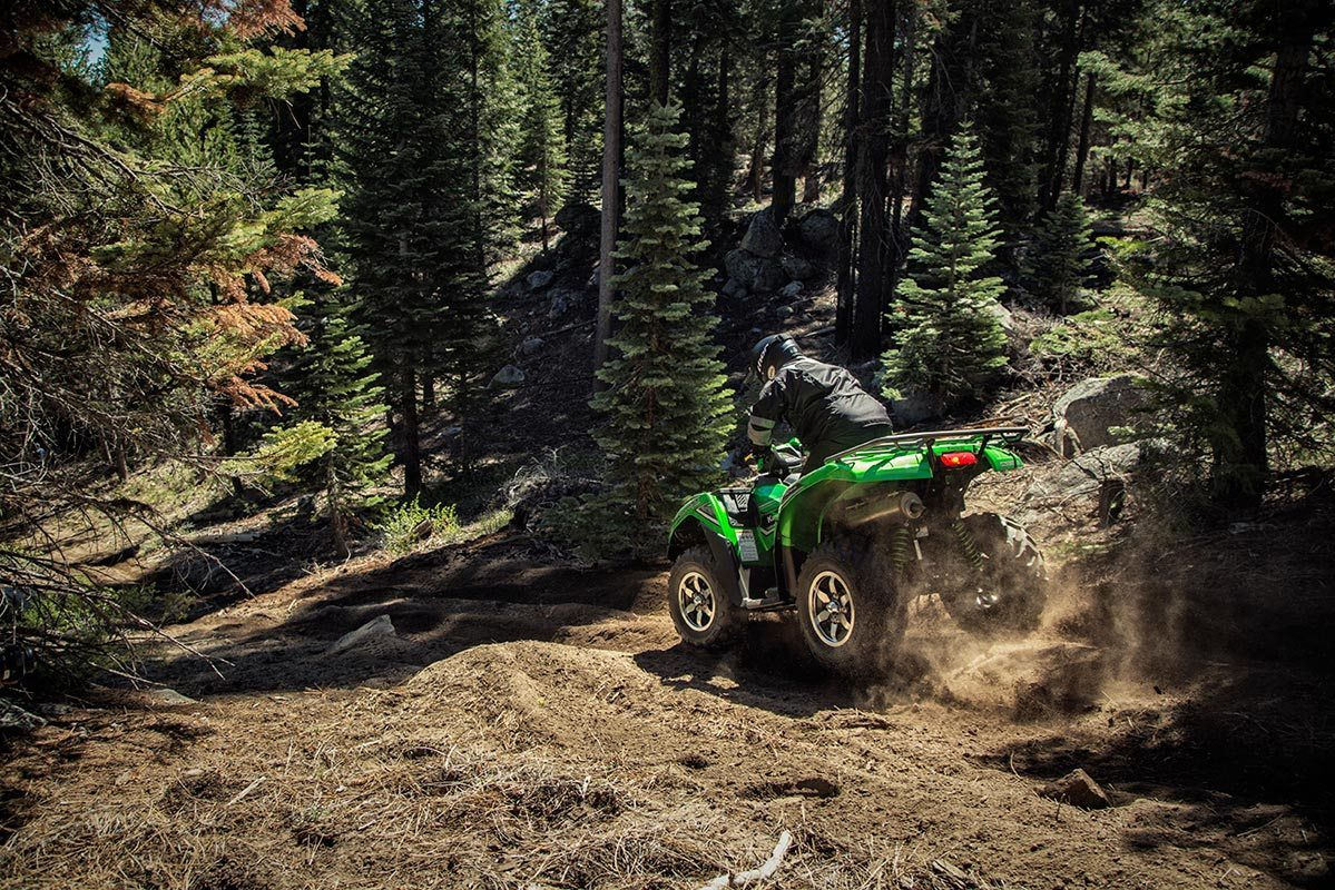 2016 Kawasaki Brute Force 750 4x4i EPS in North Reading, Massachusetts - Photo 13