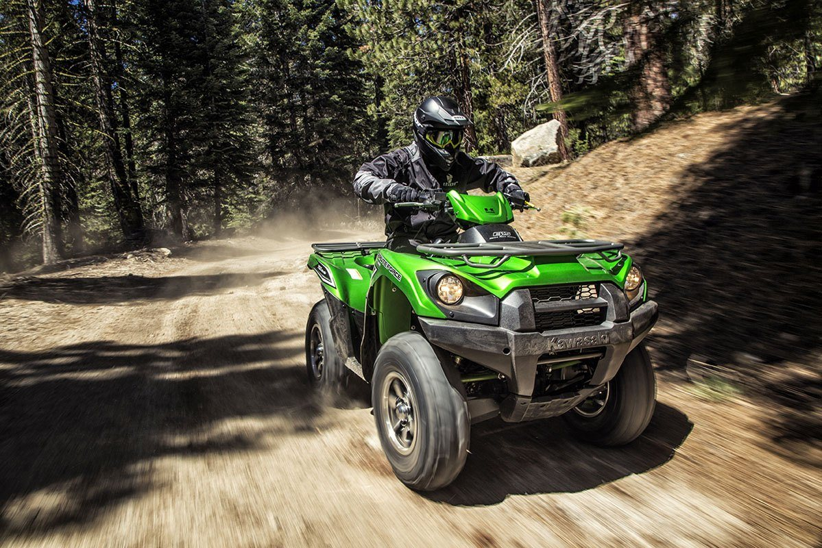 2016 Kawasaki Brute Force 750 4x4i EPS in North Reading, Massachusetts - Photo 19