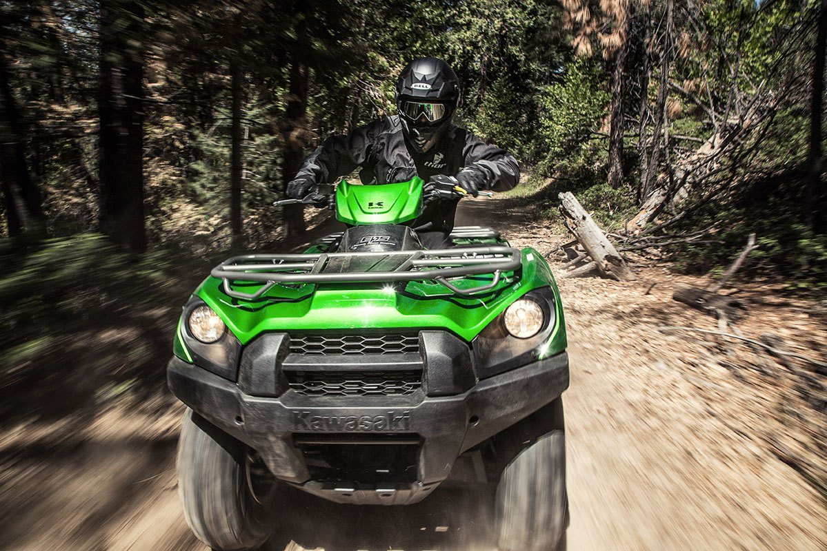 2016 Kawasaki Brute Force 750 4x4i EPS in North Reading, Massachusetts - Photo 23