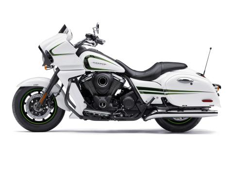 2016 Kawasaki Vulcan 1700 Vaquero ABS in Romney, West Virginia