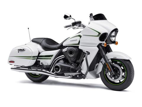 2016 Kawasaki Vulcan 1700 Vaquero ABS in Kingsport, Tennessee - Photo 10