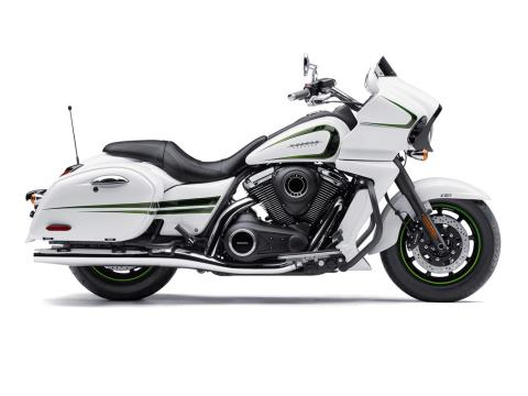 2016 Kawasaki Vulcan 1700 Vaquero ABS in Everett, Pennsylvania