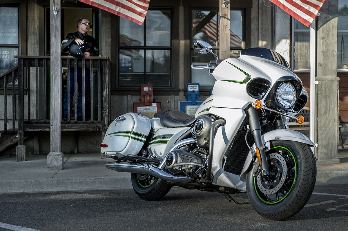 2016 Kawasaki Vulcan 1700 Vaquero ABS in North Reading, Massachusetts - Photo 16