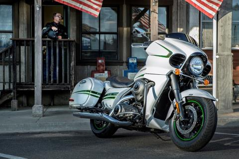 2016 Kawasaki Vulcan 1700 Vaquero ABS in North Reading, Massachusetts