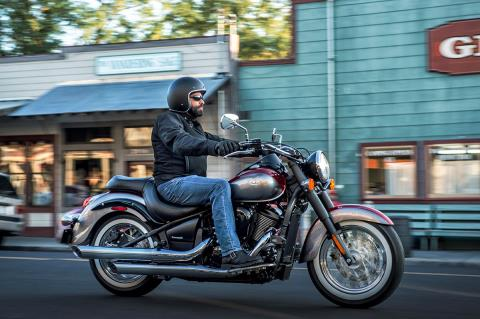 2016 Kawasaki Vulcan 900 Classic in North Reading, Massachusetts