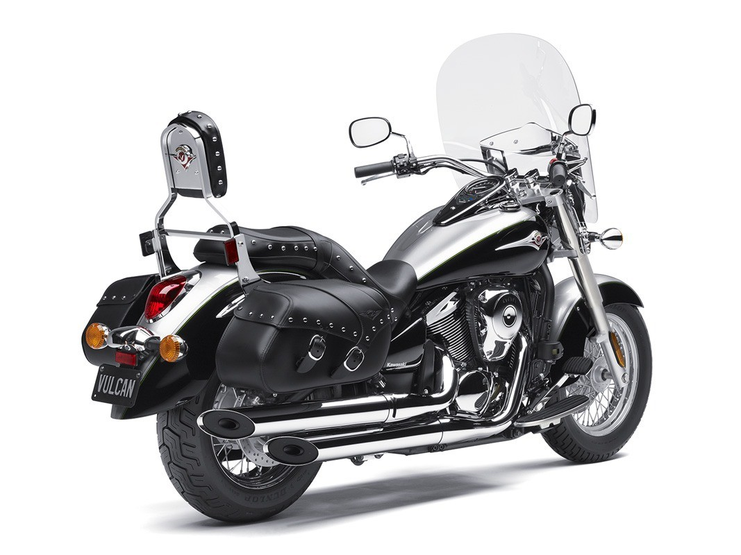 2016 Kawasaki Vulcan 900 Classic LT in Greer, South Carolina