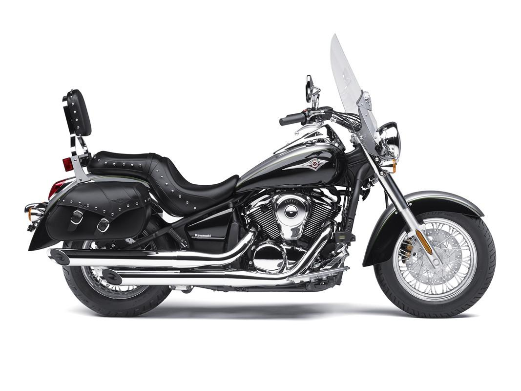2016 Kawasaki Vulcan 900 Classic LT in Hickory, North Carolina