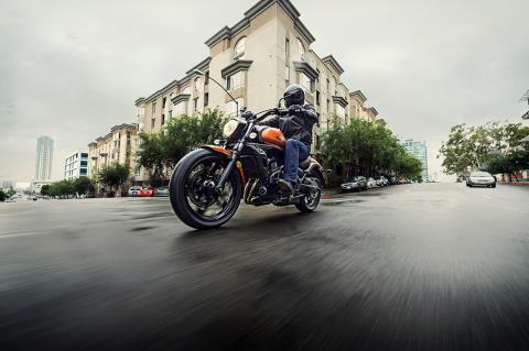 2016 Kawasaki Vulcan S in North Reading, Massachusetts