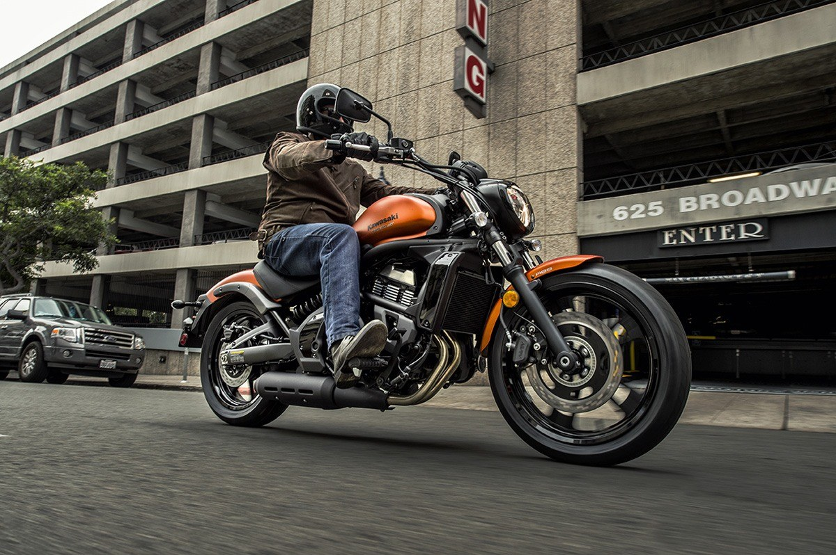 2016 Kawasaki Vulcan S ABS in Cedar Falls, Iowa - Photo 12