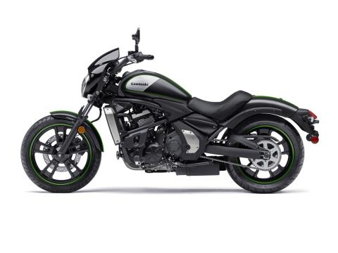2016 Kawasaki Vulcan S ABS Café in San Francisco, California - Photo 2