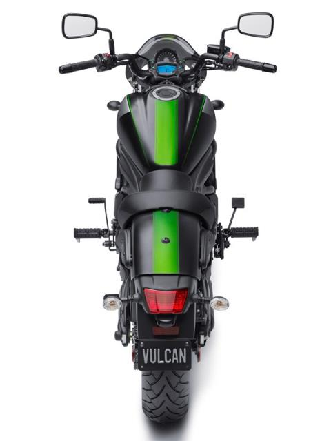 2016 Kawasaki Vulcan S ABS Café in San Francisco, California - Photo 6