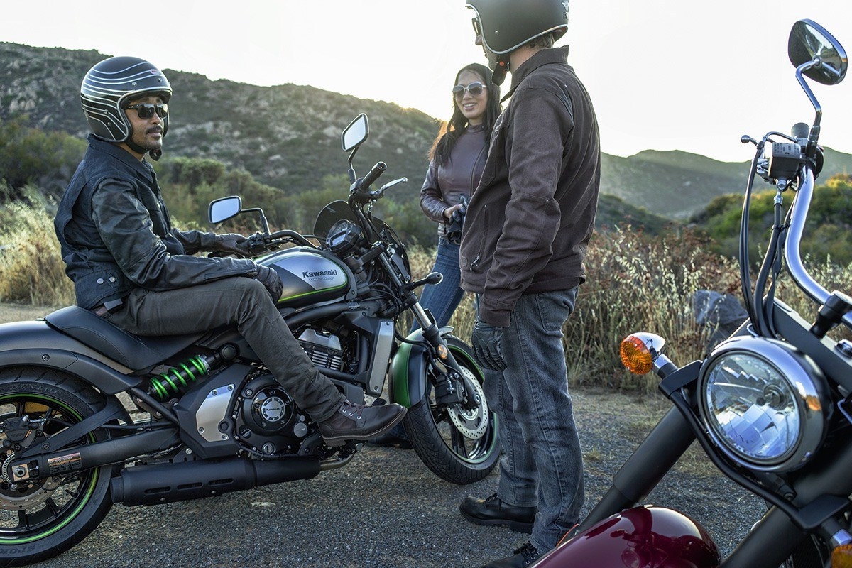 2016 Kawasaki Vulcan S ABS Café in San Francisco, California - Photo 8