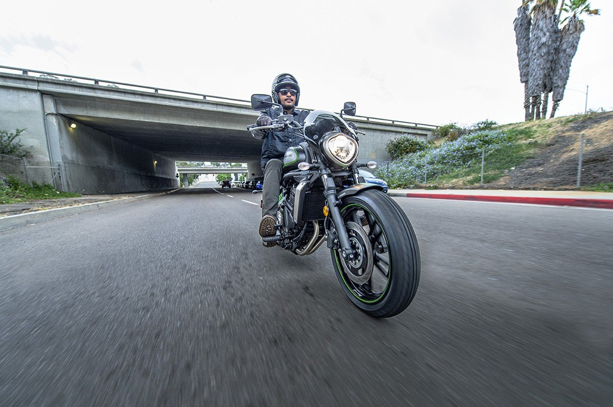 2016 Kawasaki Vulcan S ABS Café in San Francisco, California - Photo 9
