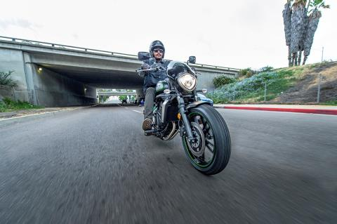 2016 Kawasaki Vulcan S ABS Café in Cedar Falls, Iowa - Photo 9