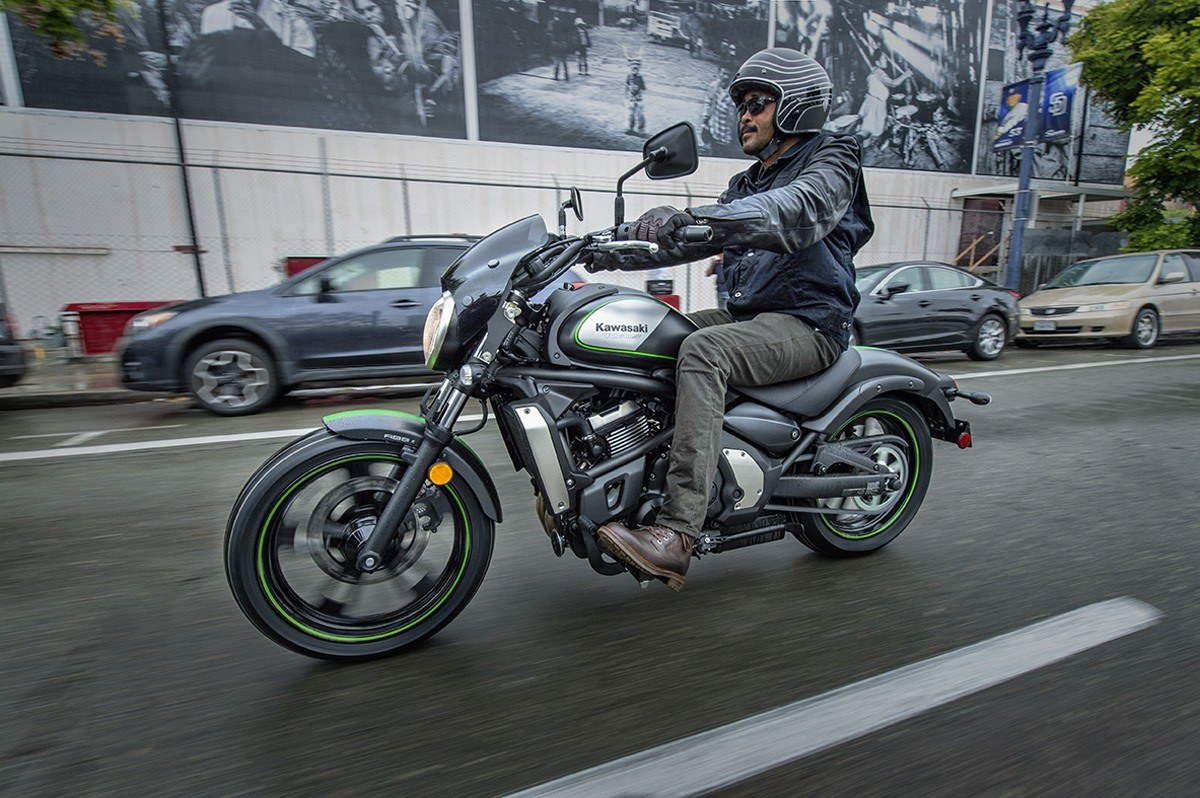 2016 Kawasaki Vulcan S ABS Café in San Francisco, California - Photo 10