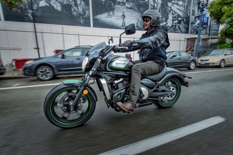 2016 Kawasaki Vulcan S ABS Café in Everett, Pennsylvania