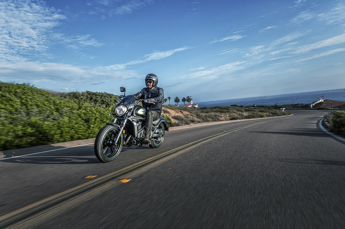 2016 Kawasaki Vulcan S ABS Café in San Francisco, California - Photo 13