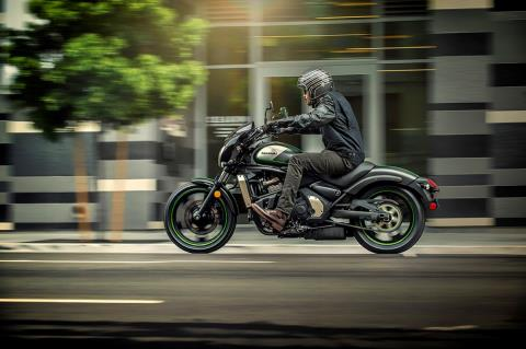 2016 Kawasaki Vulcan S ABS Café in San Francisco, California - Photo 14