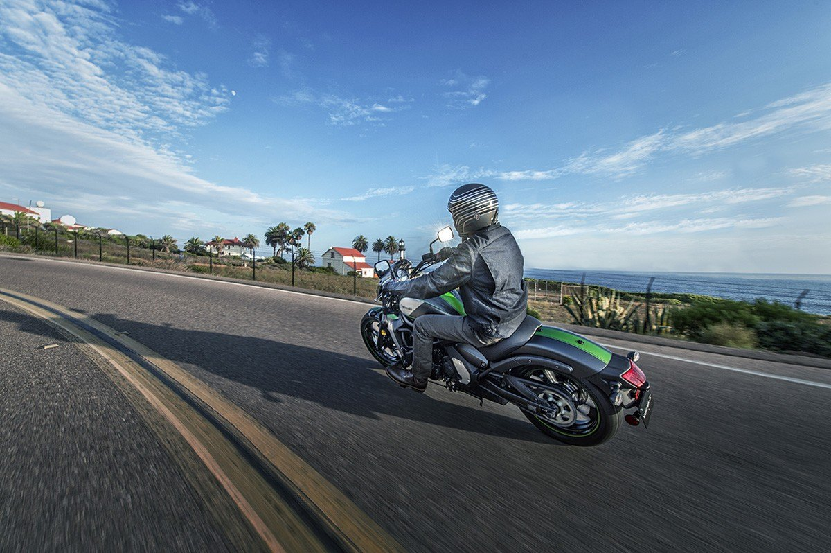 2016 Kawasaki Vulcan S ABS Café in Jamestown, New York