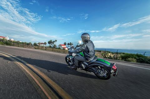 2016 Kawasaki Vulcan S ABS Café in San Francisco, California - Photo 15