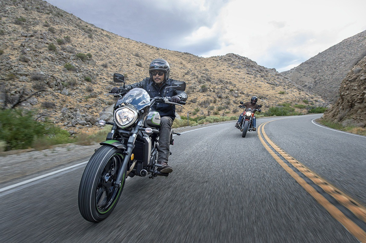2016 Kawasaki Vulcan S ABS Café in San Francisco, California - Photo 16