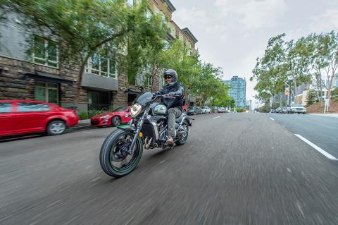 2016 Kawasaki Vulcan S ABS Café in Howell, Michigan
