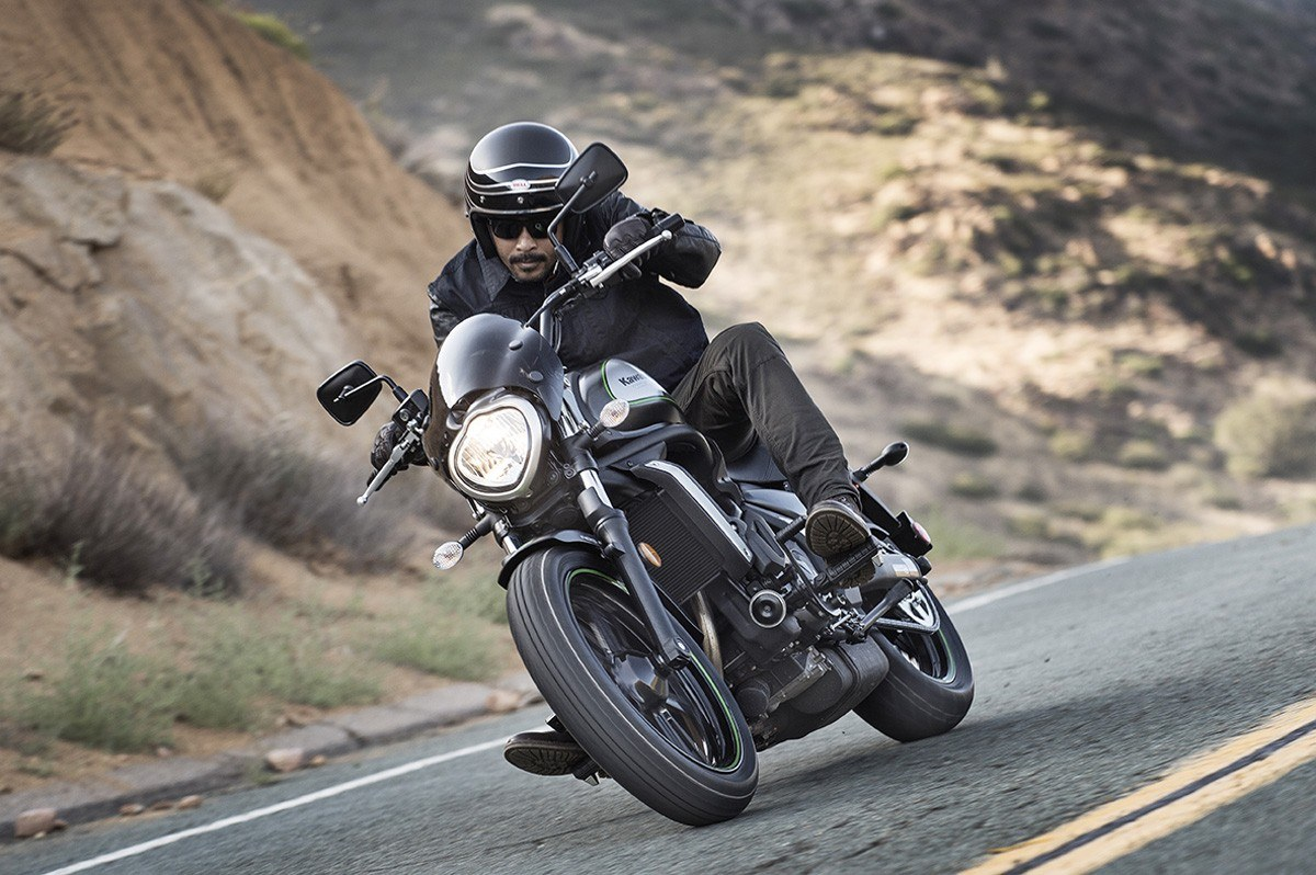 2016 Kawasaki Vulcan S ABS Café in San Francisco, California - Photo 19