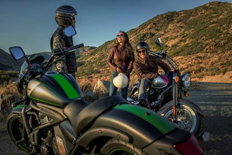 2016 Kawasaki Vulcan S ABS Café in San Francisco, California - Photo 20