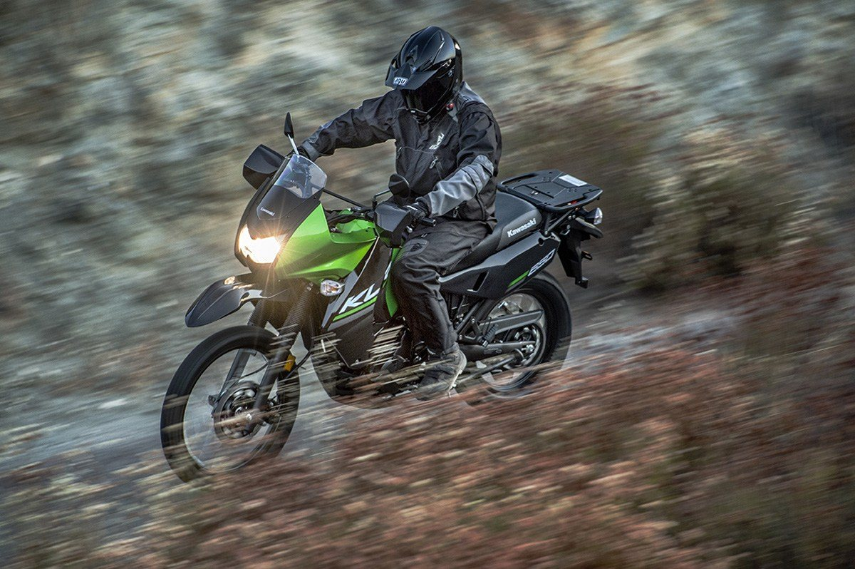 2016 Kawasaki KLR 650 in Northampton, Massachusetts